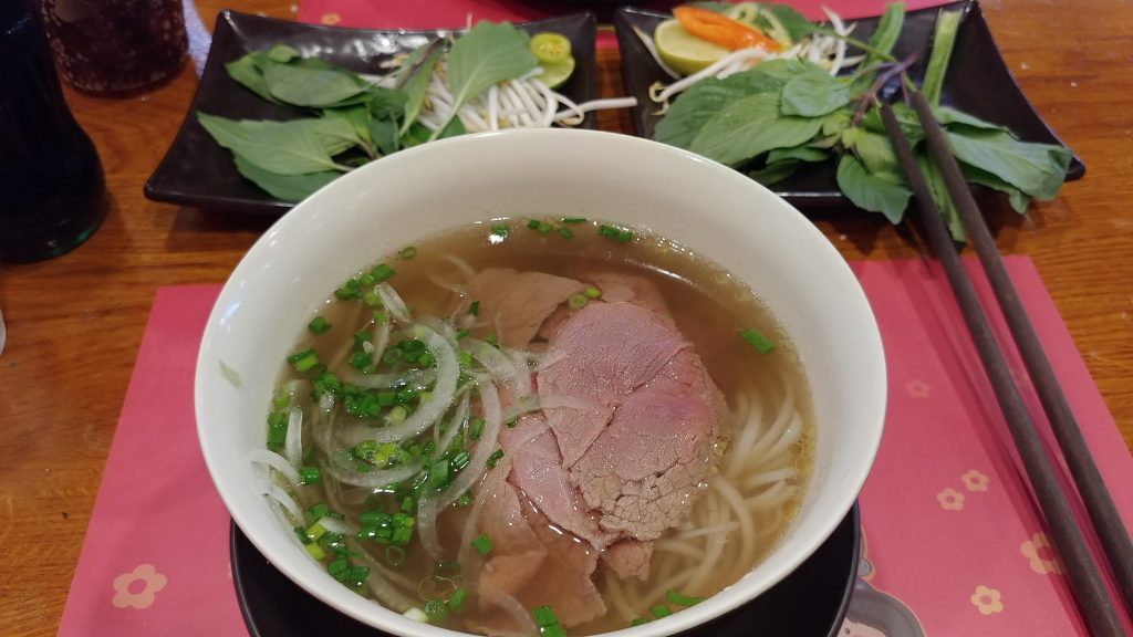 Pho di Pho24 Vincom Center, Ho Chi Minh City