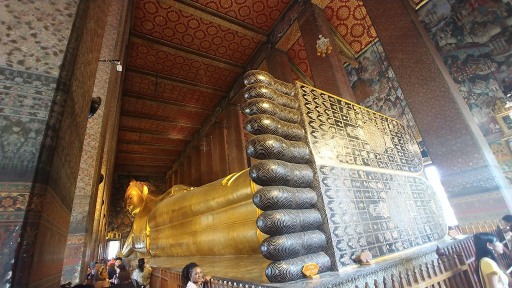 Wat Phra Chetuphon (Wat Pho - Temple of the Reclining Buddha)